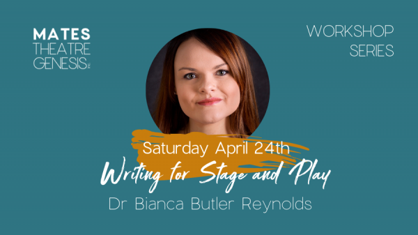 Writing for Stage and Play
