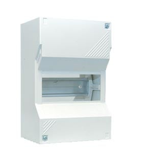 Plastic DIN Rail Enclosure