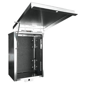 Metal Enclosure for Residential Commercial Applications
